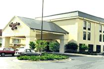 Hampton Inn Mobile I-10/Bellingrath Gardens