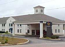 Inn Express Hotel Thomasville Al