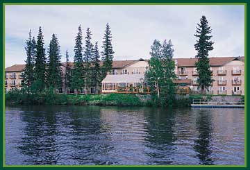 Pikes Waterfront Lodge, Fairbanks, AK