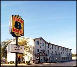 Super 8 Motel Hot Springs AR