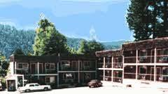 Br Rail Inn Redway California