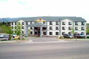 Comfort Inn North, Colorado Springs, CO