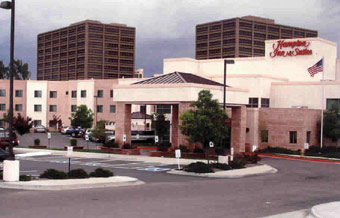Hampton Inn & Suites Denver-Tech Center