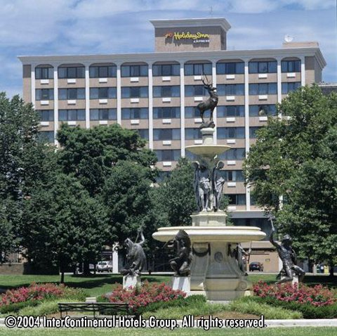Holiday Inn Express, Hartford, CT