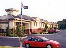 Holiday Inn Hotel, Calhoun GA
