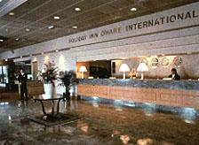 Holiday Inn Hotel, O'Hare International, Chicago IL