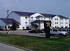 Holiday Inn Hotel, Lincoln IL
