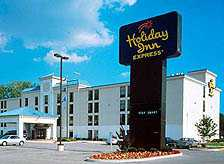 Holiday Inn Hotel, Indianapolis South IN