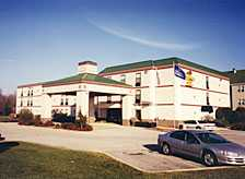 Holiday Inn Express Hotel, Lafayette IN