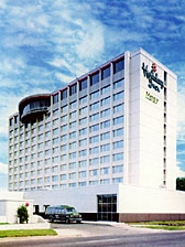 Holiday Inn Hotel, Downtown Des Moines IA