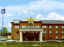 Holiday Inn Hotel, Shelbyville KY
