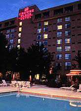 Crowne Plaza Hotel, Worcester MA