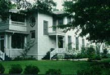 Generals Quarters Bed and Breakfast Inn, Corinth, Mississippi