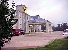 Holiday Inn Hotel Hannibal MO