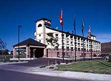 Holiday Inn Express Hotel, Great Falls MT
