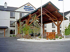 Inn Hotel Hamilton Mt
