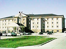 Holiday Inn Express Hotel, Kearney NE