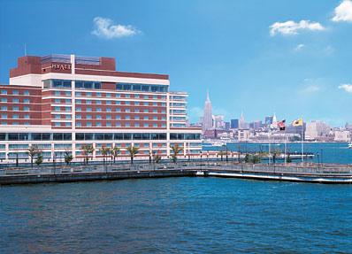 Hyatt Regency Hotel Jersey City Nj