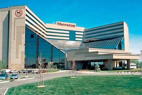 Sheraton Newark Airport Hotel Nj