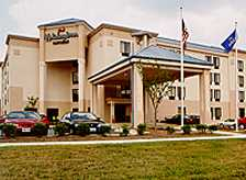 Holiday Inn Hotel, Durham NC