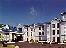 Holiday Inn Hotel, Sanford NC