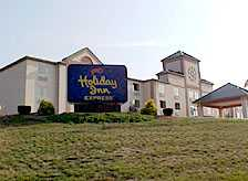 Holiday Inn Hotel, Delmont PA