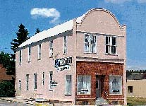 Leroy Hotel Custer South Dakota