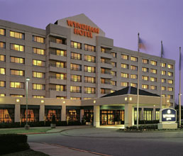 Wyndham Airport Hotel Seattle Washington