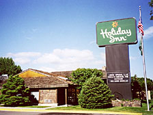 Holiday Inn Hotel, Thermopolis WY